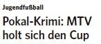 MTV Stuttgart 1843 e.V. - Fußball