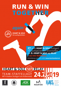 MTV Stuttgart 1843 e.V. - Heart & Sole 127 Relay