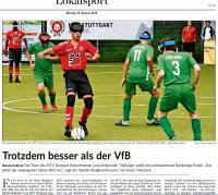 MTV Stuttgart 1843 e.V. - Blindenfußball