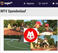 MTV Stuttgart 1843 e.V. - Spendenlauf im Fernsehen