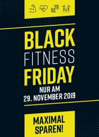 MTV Stuttgart 1843 e.V. - Black Fitness Friday am 29.11.2019