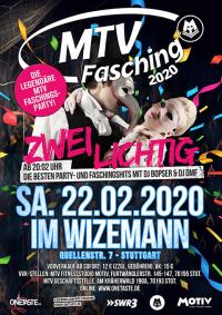 MTV Stuttgart 1843 e.V. - MTV FASCHING 2020 � ZWEILICHTIG