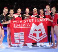 MTV Stuttgart 1843 e.V. - MTV Stuttgart ist Tabellenführer