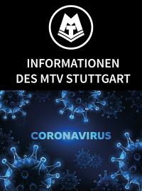 MTV Stuttgart 1843 e.V. - Informationen zum Corona Virus