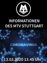 MTV Stuttgart 1843 e.V. - AD HOC Information des MTV Stuttgart