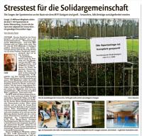 MTV Stuttgart 1843 e.V. - Stresstest für Vereine