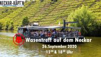 MTV Stuttgart 1843 e.V. - MTV-Wasentreff auf dem Neckar