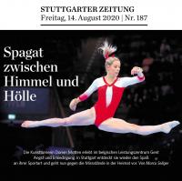 MTV Stuttgart 1843 e.V. - Spagat zwischen Himmel und Hölle