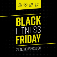 MTV Stuttgart 1843 e.V. - Black Fitness Friday am 27.11.2020
