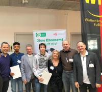 MTV Stuttgart 1843 e.V. - Internationaler Tag des Ehrenamtes 5/12/2020