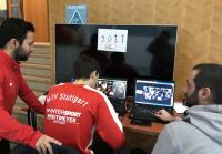 MTV Stuttgart 1843 e.V. - Das erste Training 2021
