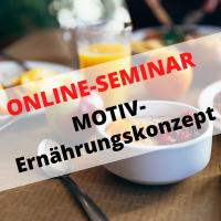 MTV Stuttgart 1843 e.V. - ONLINE-SEMINAR zum MOTIV-Ern�hrungskonzept