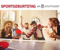 MTV Stuttgart 1843 e.V. - Sportgeburtstage finden wieder statt!