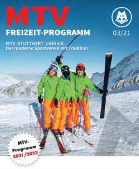 MTV Stuttgart 1843 e.V. - Das neue MTV Freizeitprogramm ist online!