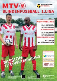 MTV Stuttgart 1843 e.V. - Fußball Bundesliga beim MTV