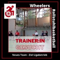 MTV Stuttgart 1843 e.V. - Rollstuhlbasketballmannschaft suchtTrainer:in