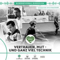 MTV Stuttgart 1843 e.V. - Podcast über Blindenfußball