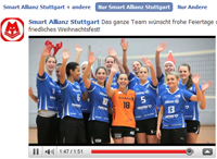 MTV Stuttgart 1843 e.V. - Weihnachtsgrüße vom Team