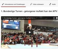 MTV Stuttgart 1843 e.V. - Auftakterfolg in SCHARRena